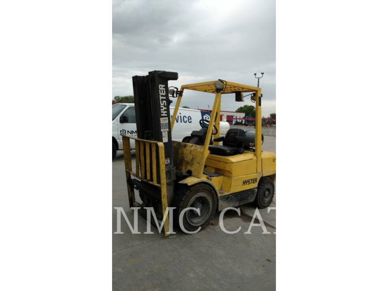 HYSTER FORKLIFTS H60XM_HY equipment  photo 2