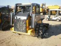 JOHN DEERE SKID STEER LOADERS 333E equipment  photo 2