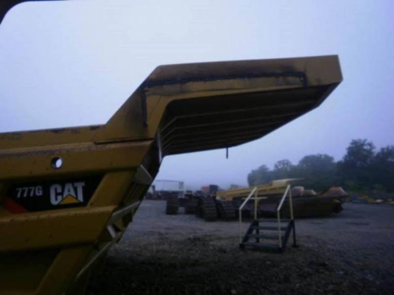 CATERPILLAR MINING OFF HIGHWAY TRUCK 777G equipment  photo 9