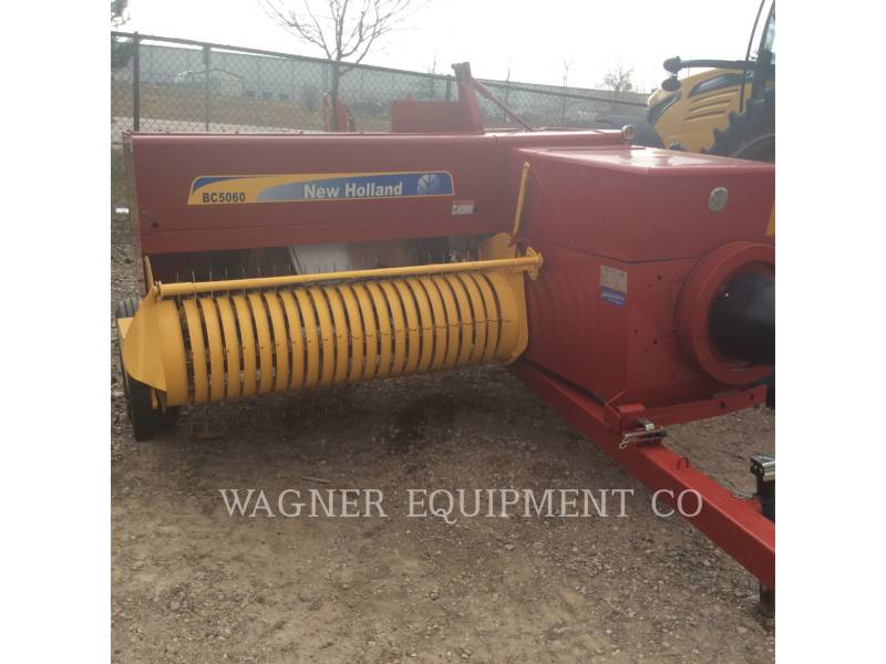 NEW HOLLAND LTD. 農業用集草機器 BC5060 equipment  photo 3