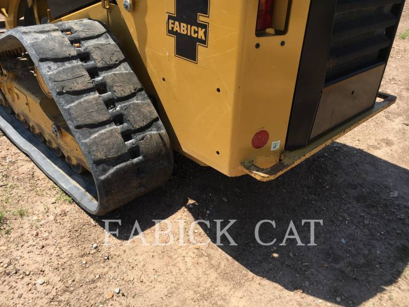 CATERPILLAR CHARGEURS TOUT TERRAIN 279D C3H4 equipment  photo 4