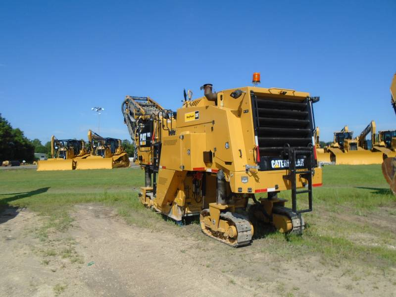 CATERPILLAR APLAINADORAS A FRIO PM-200 equipment  photo 4