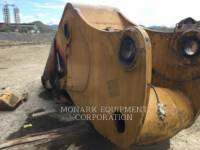CATERPILLAR KETTEN-HYDRAULIKBAGGER 6015 equipment  photo 11