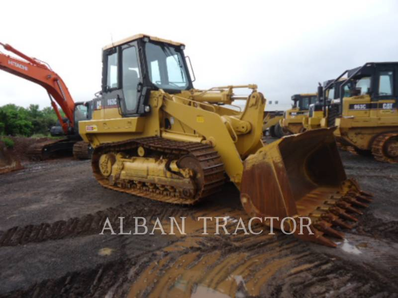 CATERPILLAR CHARGEURS SUR CHAINES 963C CAC equipment  photo 8