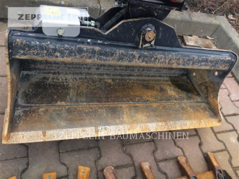 CATERPILLAR TRACK EXCAVATORS 301.7D equipment  photo 12