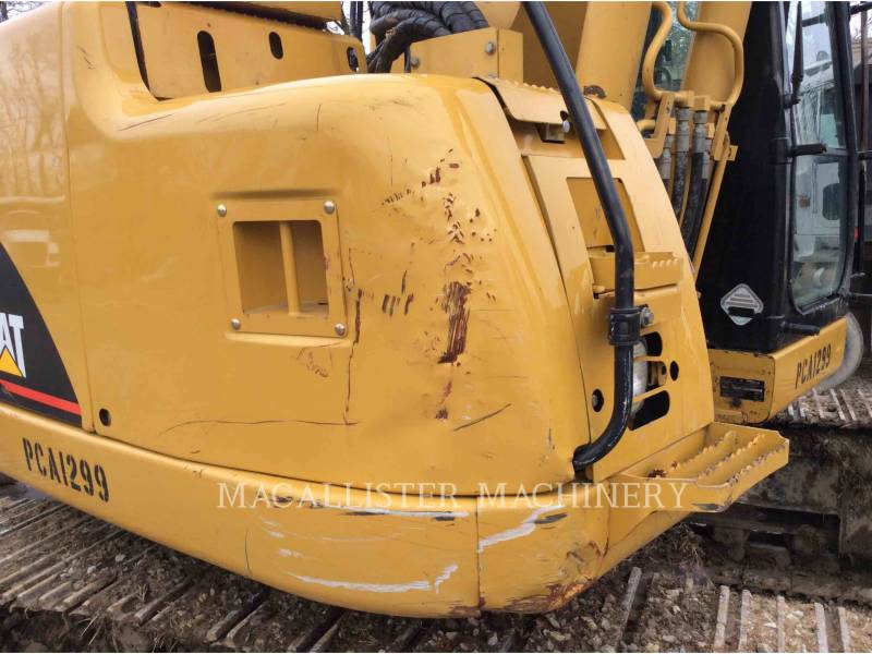 CATERPILLAR TRACK EXCAVATORS 314C LCR equipment  photo 7