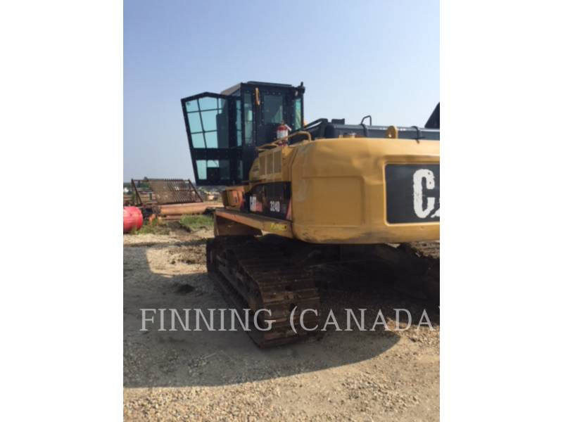 CATERPILLAR FORESTAL - EXCAVADORA 324DFMGF equipment  photo 4
