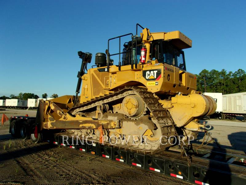 CATERPILLAR CIĄGNIKI GĄSIENICOWE D8TWINCH equipment  photo 3
