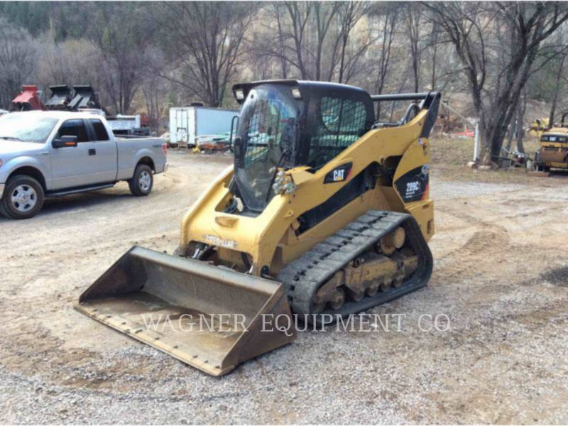 CATERPILLAR CHARGEURS TOUT TERRAIN 289C2 equipment  photo 1