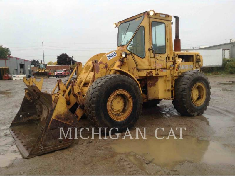 CATERPILLAR WHEEL LOADERS/INTEGRATED TOOLCARRIERS 950 equipment  photo 1