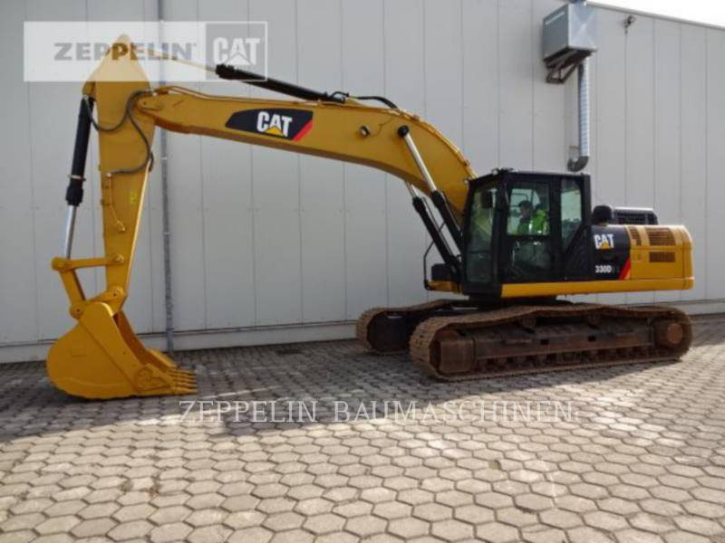 CATERPILLAR KOPARKI GĄSIENICOWE 330DL equipment  photo 5