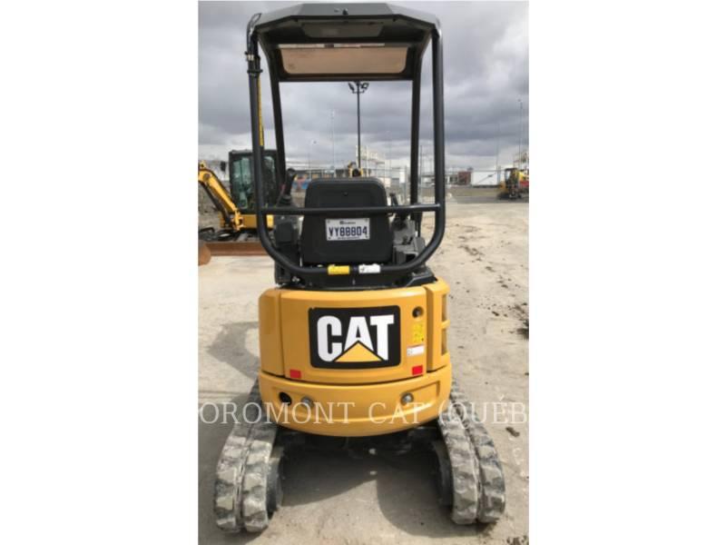 CATERPILLAR 履带式挖掘机 301.7D CR equipment  photo 3