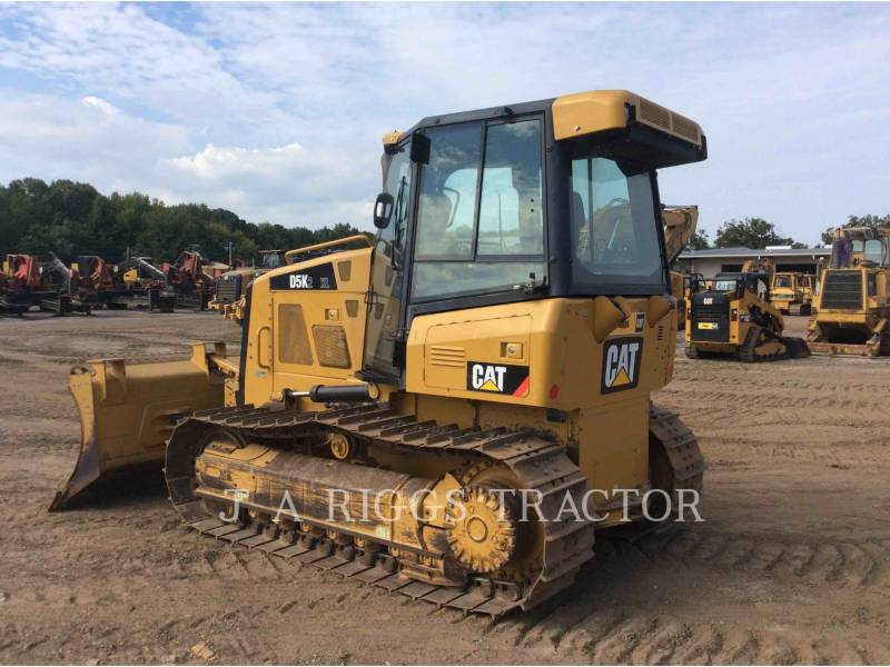 CATERPILLAR TRACK TYPE TRACTORS D5KXL AAG equipment  photo 4