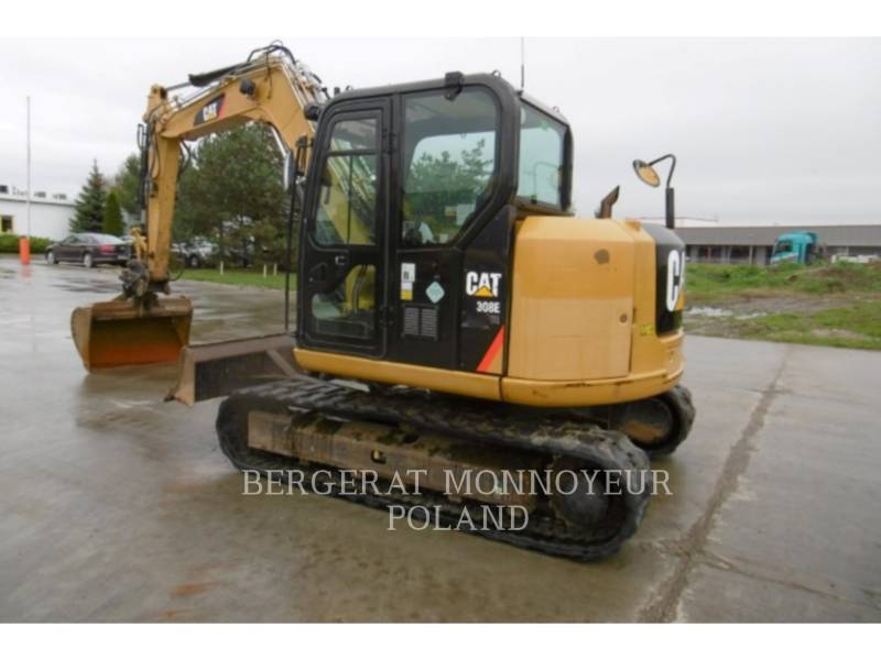 CATERPILLAR PELLES SUR CHAINES 308ECRSB equipment  photo 4