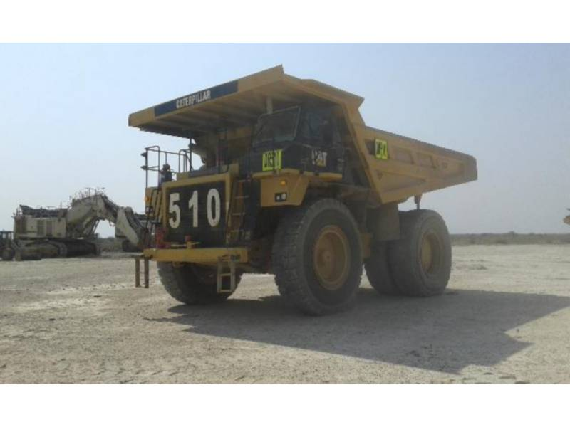 CATERPILLAR MINING OFF HIGHWAY TRUCK 777DLRC equipment  photo 4