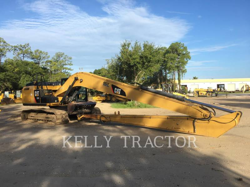 CATERPILLAR TRACK EXCAVATORS 324EL equipment  photo 7