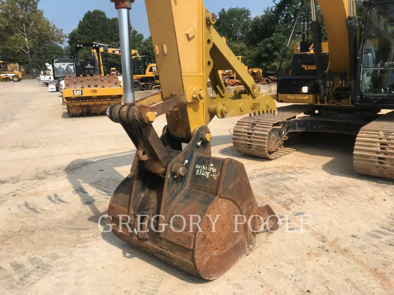 CATERPILLAR PELLES SUR CHAINES 320E L equipment  photo 11
