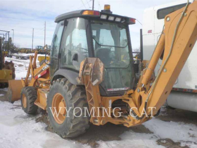 CASE/NEW HOLLAND BAGGERLADER 580M II equipment  photo 9