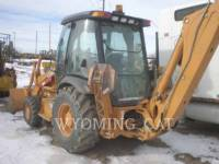 CASE/NEW HOLLAND BACKHOE LOADERS 580M II equipment  photo 9