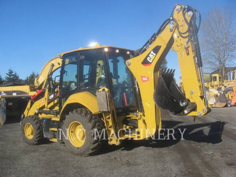CATERPILLAR バックホーローダ 420F24ETCB equipment  photo 3