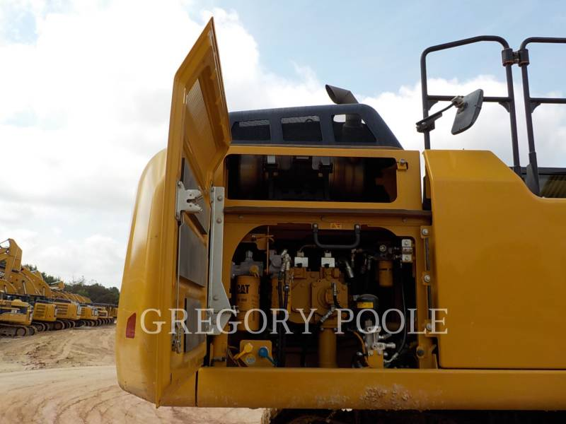 CATERPILLAR KETTEN-HYDRAULIKBAGGER 336ELH equipment  photo 15