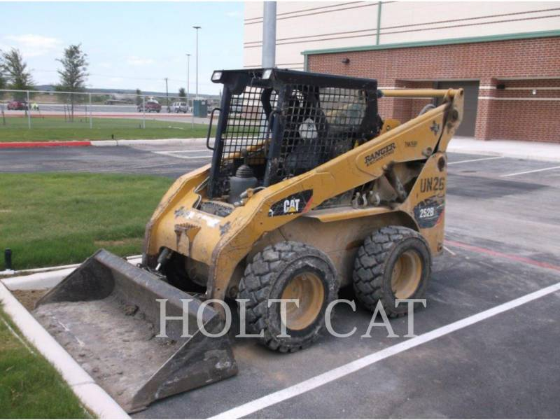 Caterpillar MINIÎNCĂRCĂTOARE RIGIDE MULTIFUNCŢIONALE 252B3 equipment  photo 1
