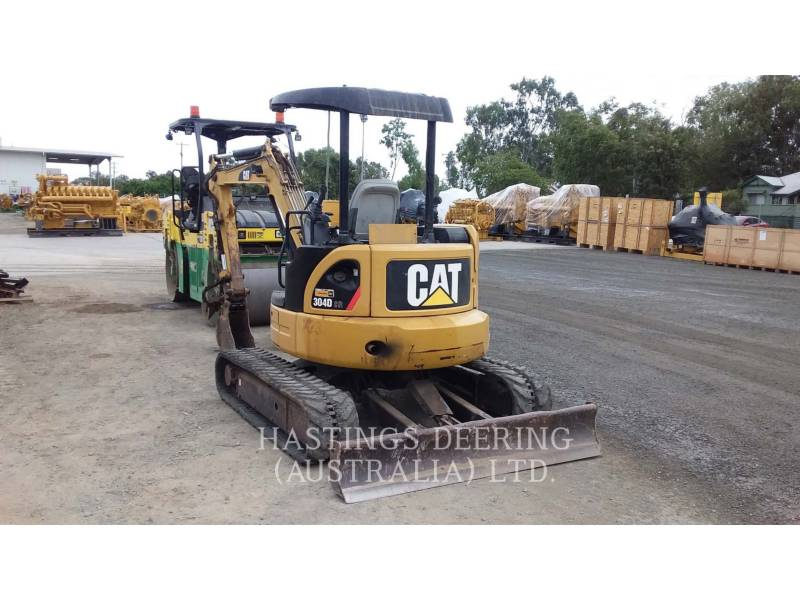 CATERPILLAR EXCAVADORAS DE CADENAS 304DCR equipment  photo 5