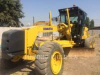 Equipment photo KOMATSU GD675 3 MOTOR GRADERS 1