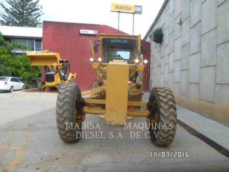 CATERPILLAR NIVELEUSES 120K equipment  photo 6