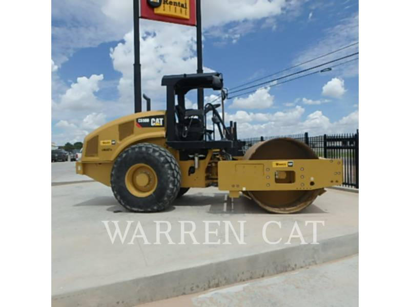 CATERPILLAR PAVIMENTADORA DE ASFALTO CS56B equipment  photo 7