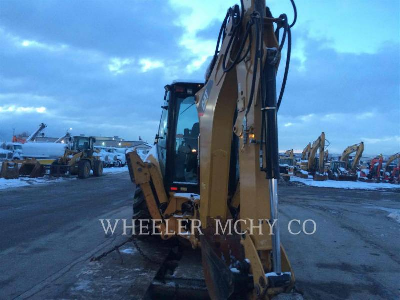 CATERPILLAR BAGGERLADER 430E ITECF equipment  photo 8