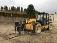 Equipment photo CATERPILLAR TH83 テレハンドラ 1