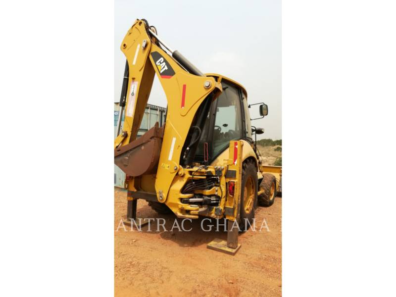 CATERPILLAR BACKHOE LOADERS 428F equipment  photo 5