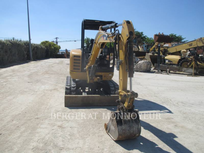 CATERPILLAR KETTEN-HYDRAULIKBAGGER 302.7D CR equipment  photo 9