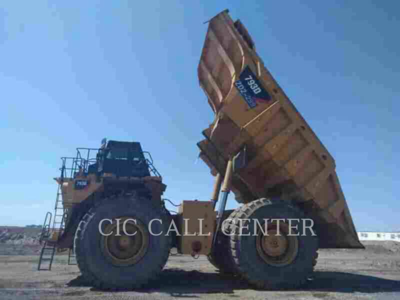 CATERPILLAR OFF HIGHWAY TRUCKS 793D equipment  photo 7