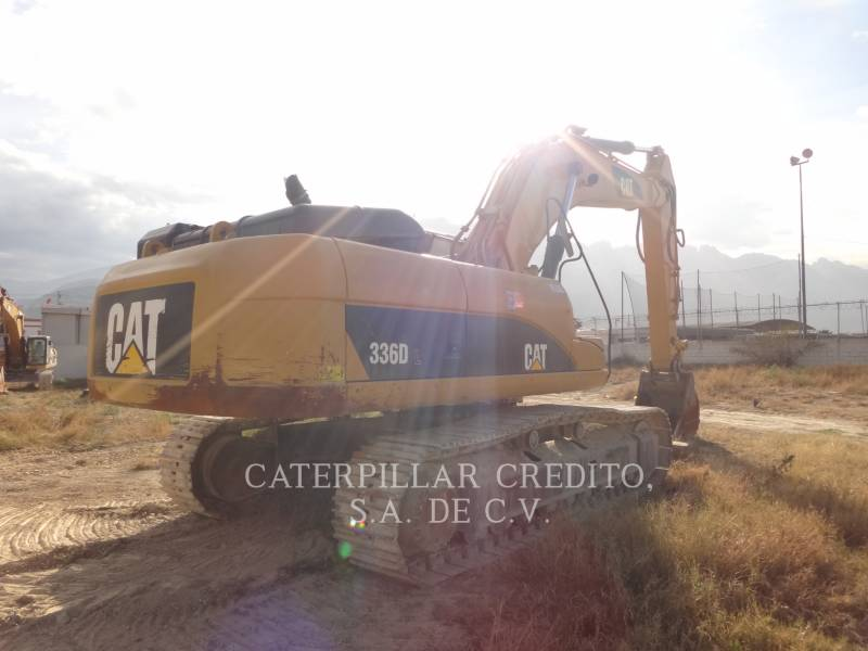 CATERPILLAR PELLES SUR CHAINES 336D L  equipment  photo 3