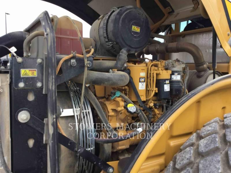 CATERPILLAR COMPACTEUR VIBRANT, MONOCYLINDRE LISSE CS56B equipment  photo 10