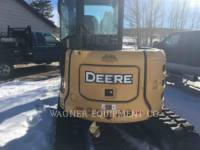 JOHN DEERE PELLE MINIERE EN BUTTE 50GS equipment  photo 8