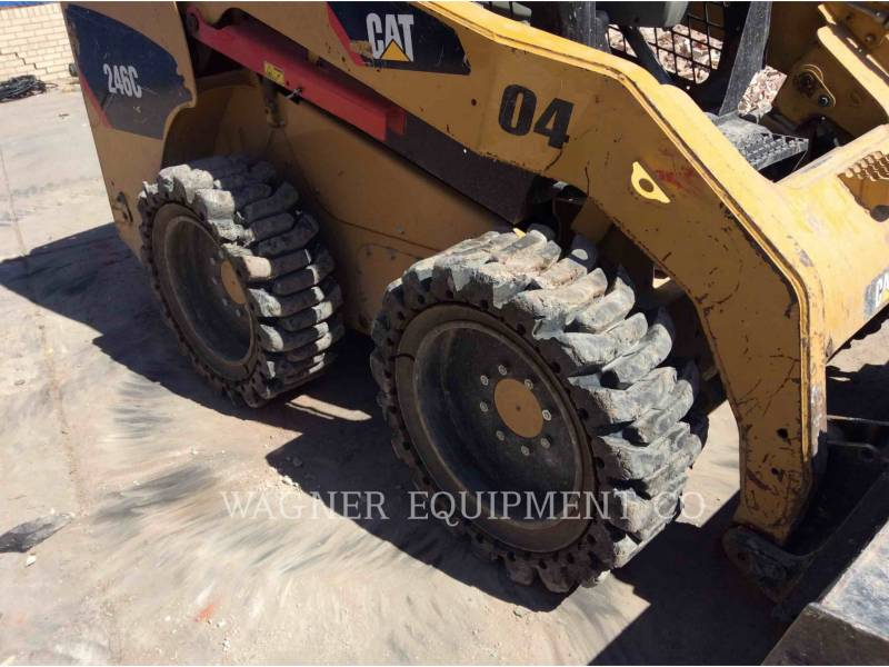 CATERPILLAR SKID STEER LOADERS 246C equipment  photo 11