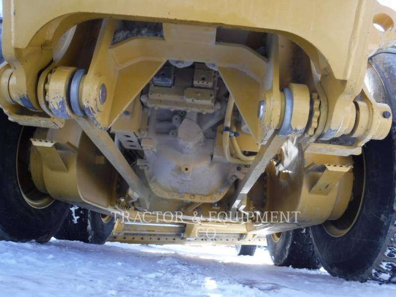 CATERPILLAR MOTORGRADER 160M2AWD equipment  photo 13