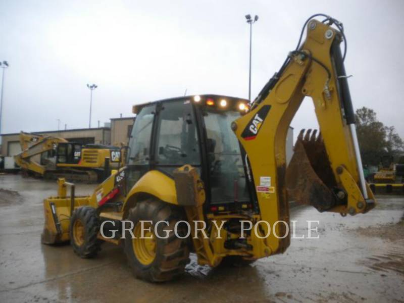 CATERPILLAR BACKHOE LOADERS 420FST equipment  photo 7
