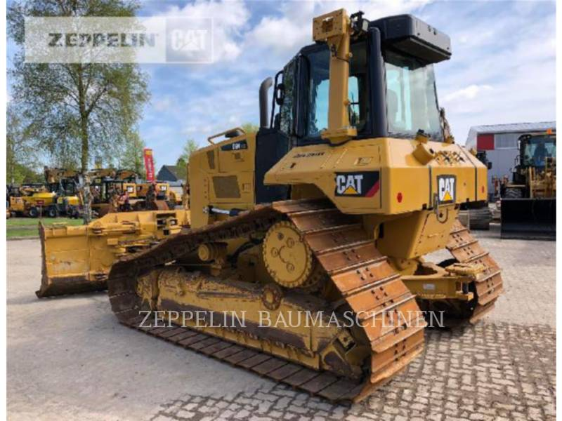 CATERPILLAR TRACK TYPE TRACTORS D6NMP equipment  photo 4