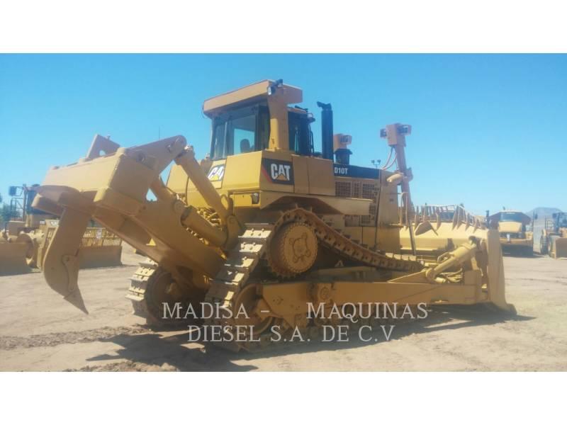 CATERPILLAR TRACTOR DE CADENAS PARA MINERÍA D10T equipment  photo 4
