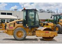 CATERPILLAR WALEC DO GRUNTU, GŁADKI CS44 equipment  photo 6