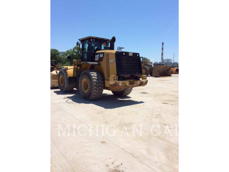 CATERPILLAR CARGADORES DE RUEDAS 966K Q equipment  photo 4