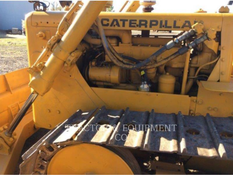 CATERPILLAR KETTENDOZER D4 equipment  photo 9