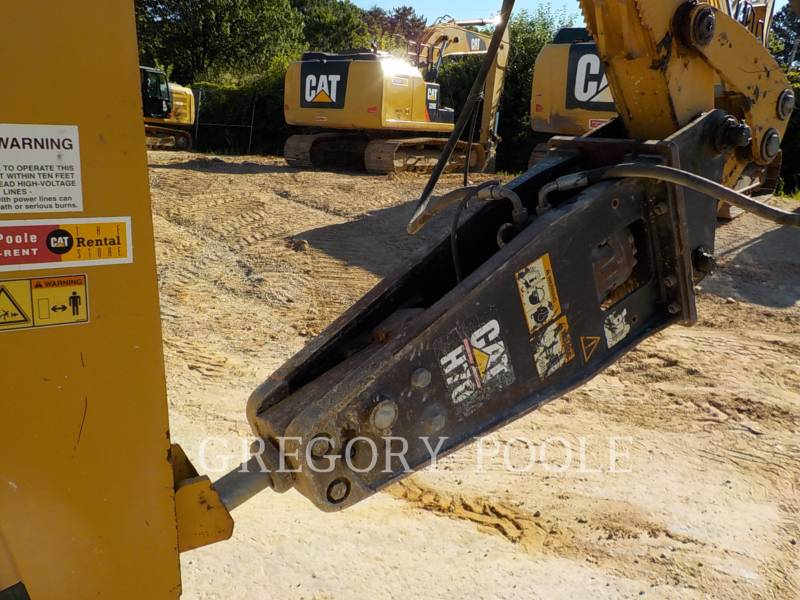 CATERPILLAR RETROEXCAVADORAS CARGADORAS 420F/HAM equipment  photo 13