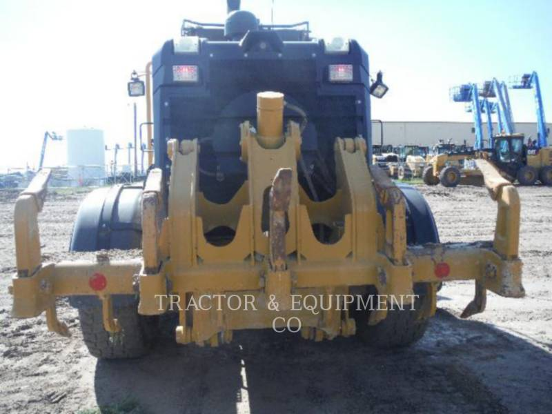 CATERPILLAR NIVELEUSES 160M2 equipment  photo 7