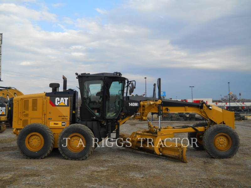 CATERPILLAR MOTORGRADER 140M LC14 equipment  photo 4