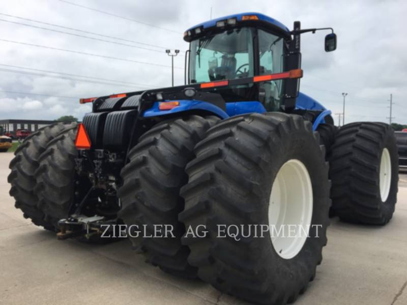 NEW HOLLAND LTD. TRACTORES AGRÍCOLAS T9.615 equipment  photo 4